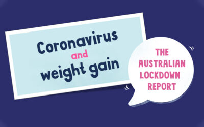 The Australian Lockdown Diet Report