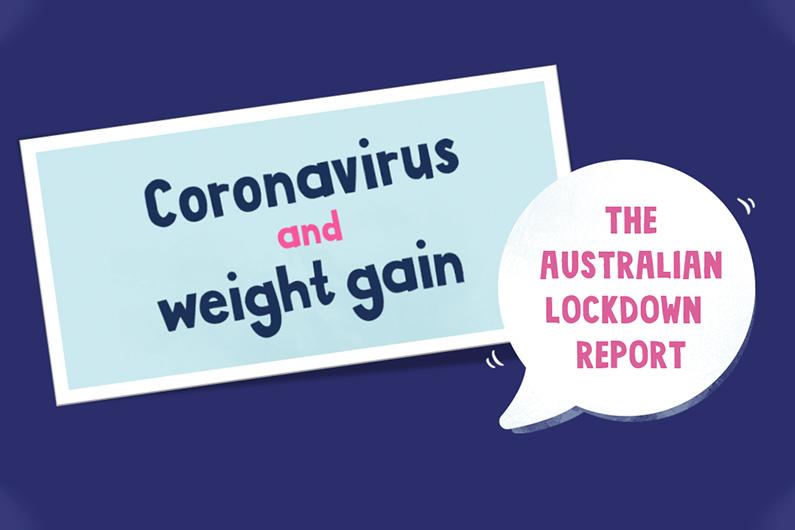 The Australian Lockdown Diet Report